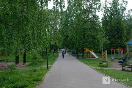 Площадка для собак и новое освещение появятся в парке Кулибина