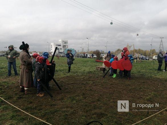Нижегородцы стали участниками средневекового сражения  - фото 7