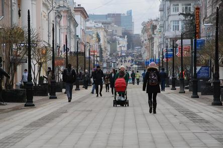 На дальнейшее благоустройство Большой Покровской направят 82 млн рублей