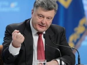 Агрессию Порошенко по отношению к женщинам обсуждают в Сети