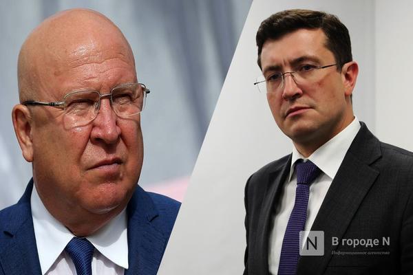 Первая губернаторская «трёха»: Шанцев vs Никитин