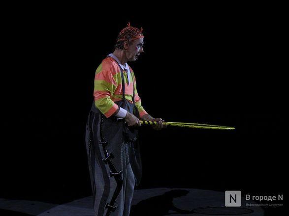 Чудеса «Трансформации» и медвежья кадриль: премьера циркового шоу Гии Эрадзе «БУРЛЕСК» состоялась в Нижнем Новгороде - фото 86