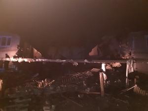 Число жертв обрушения дома в Вачском районе возросло