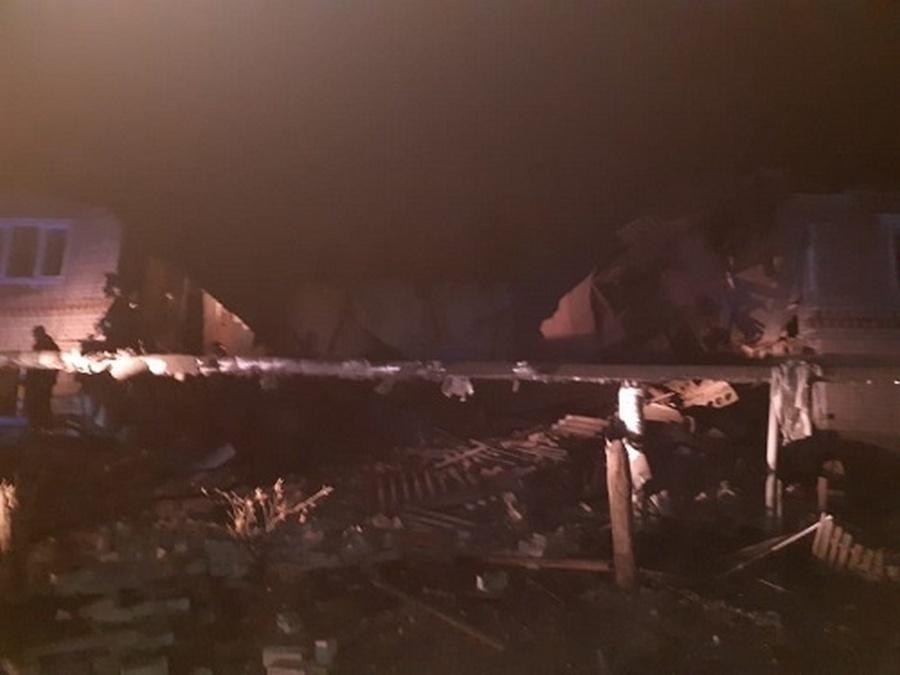Число жертв обрушения дома в Вачском районе возросло - фото 1