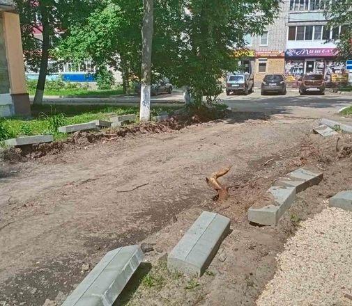 Общественники признали неудовлетворительным благоустройство в Кулебаках - фото 11