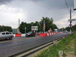 Серьезные пробки образовались в Нижнем Новгороде вечером 18 сентября