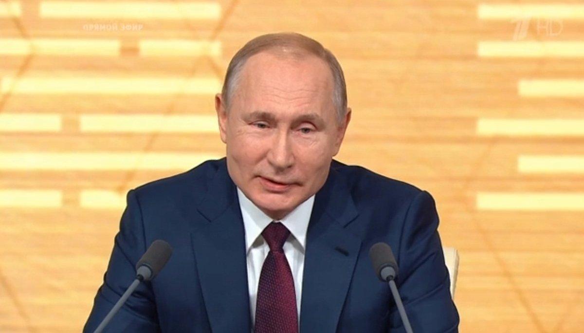 Большая пресс-конференция Владимира Путина: итоги - фото 1