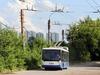 Девять троллейбусов и два трамвая, подаренные Москвой, прибыли в Нижний Новгород