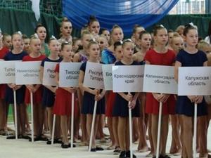 Нижегородские гимнастки стали первыми на всероссийских соревнованиях