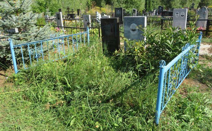 Жители Кстова похищали ограды с кладбищ - фото 2