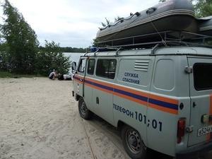 Труп мужчины выловили из Волги в районе Гребного канала