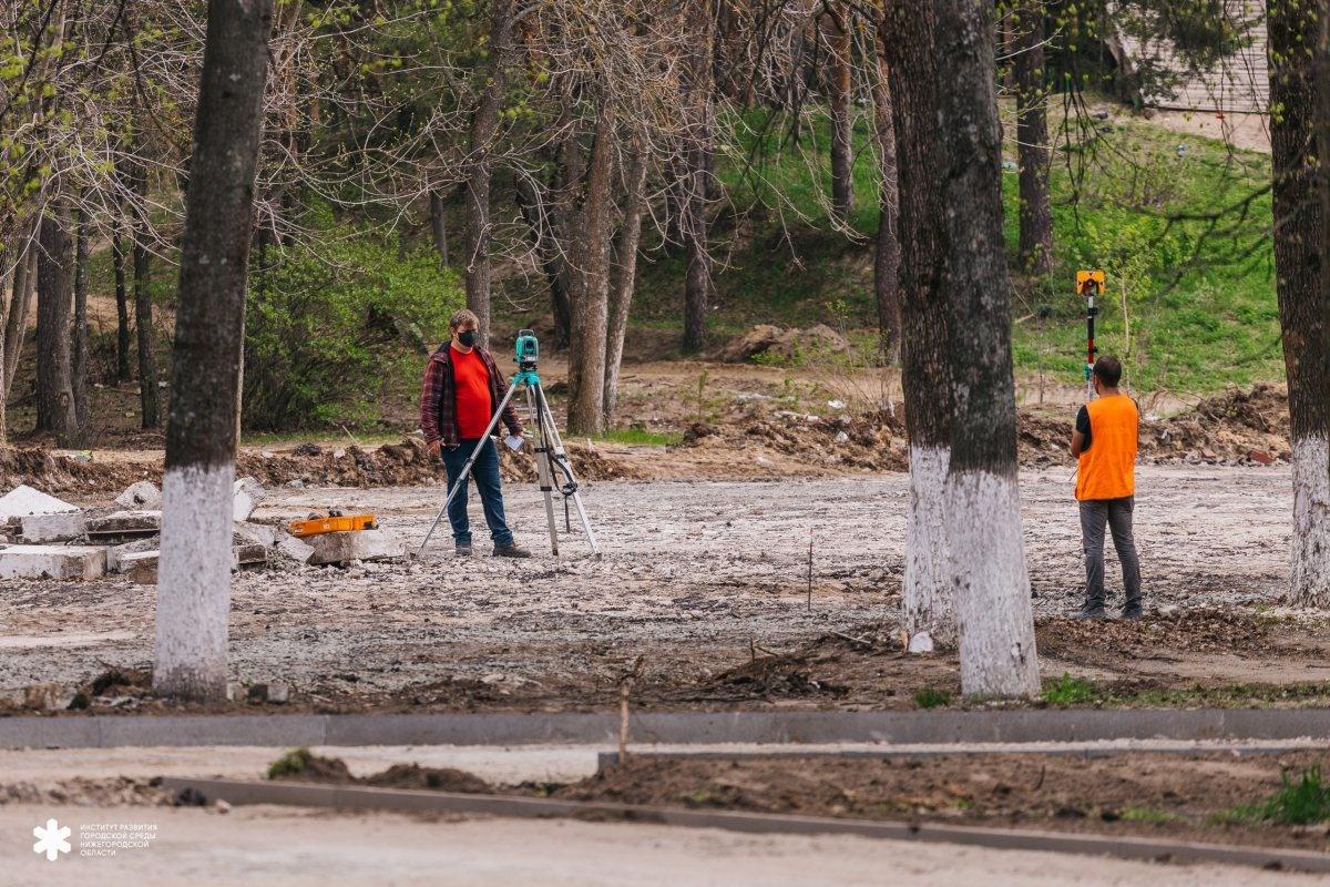 Новый фонтан появится в Центральном парке Дзержинска - фото 1