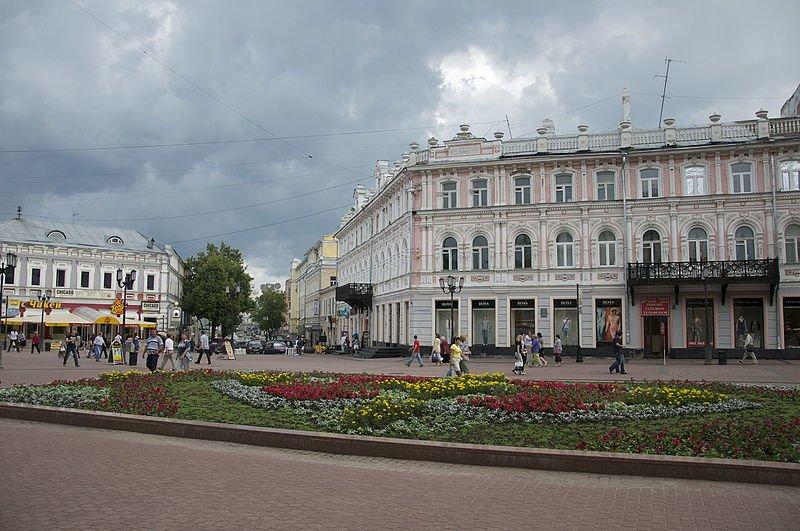 Флэшмоб имени Максима Горького состоится на Театральной площади - фото 1