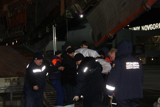 Пострадавших от взрыва газа жителей Ингушетии привезли на лечение в Нижний Новгород - фото 5