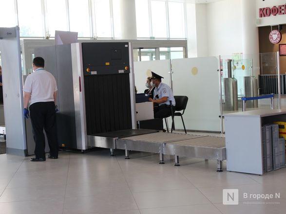 COVID не прилетит: нижегородский аэропорт усилил меры безопасности - фото 30