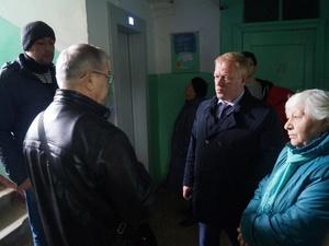 Во все жилые дома Приокского района подведено тепло