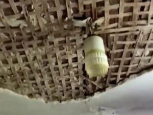 Доследственная проверка организована по факту обрушения потолка в квартире ветерана в Нижнем Новгороде