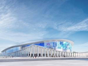 Сроки строительства ледового дворца в Нижнем Новгороде перенесены