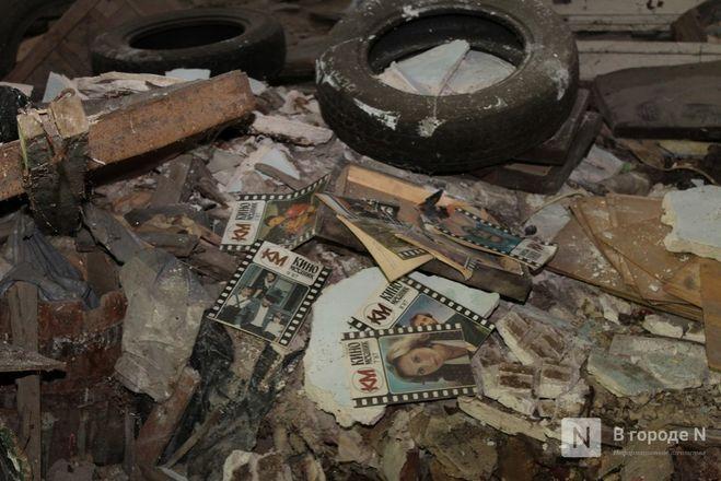 Здесь пела Пугачева: во что превратился нижегородский ДК имени Ленина  - фото 28
