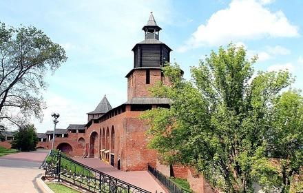 Нижний Новгород вошел в топ-5 городов для путешествий на майские праздники