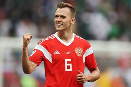 FIFA включила Черышева в пятерку главных открытий ЧМ-2018