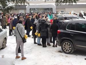 Более десяти зданий эвакуировали в Нижнем Новгороде
