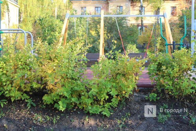 Самолеты, силуэты, яблони: Как преобразился Нижегородский район - фото 29
