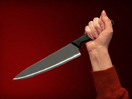 Нижегородка зарезала бывшего сожителя во время застолья