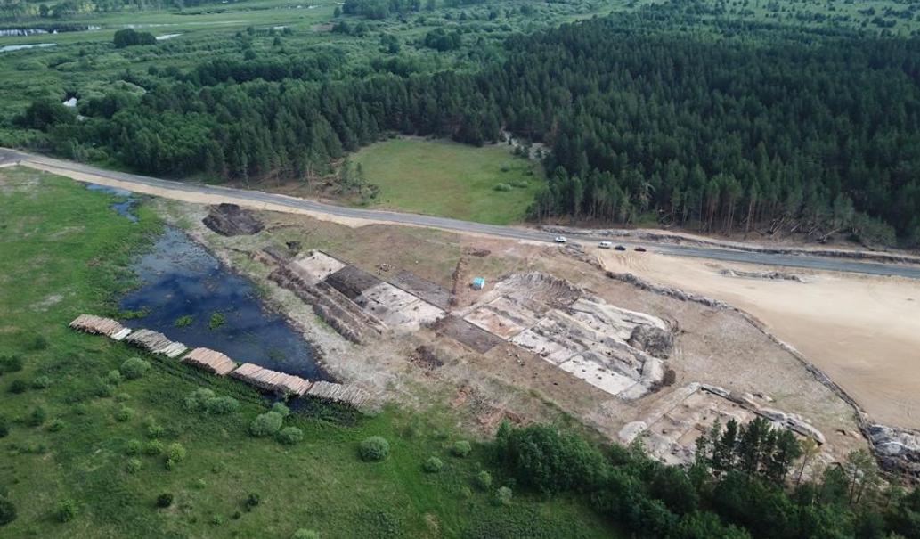 Следы древних поселений обнаружили на территории будущей автотрассы М-12 в Нижегородской области - фото 1