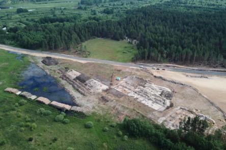 Следы древних поселений обнаружили на территории будущей автотрассы М-12 в Нижегородской области