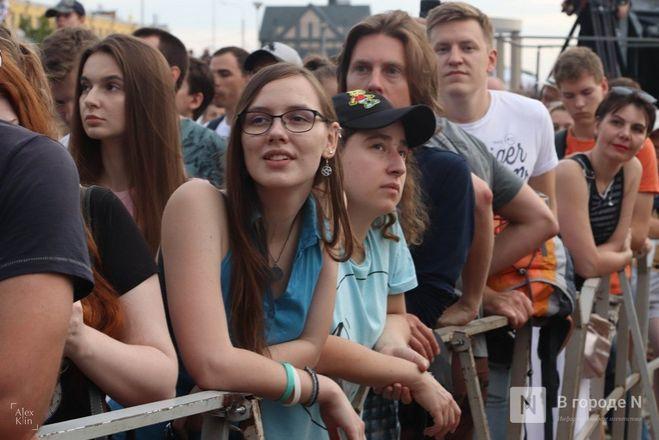 Над Нижним Новгородом прозвучал «Рок чистой воды»: люди, музыка, экология - фото 3