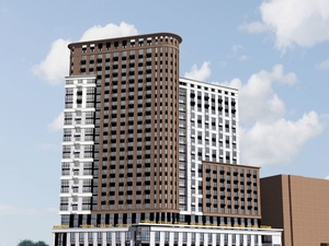 Жилой комплекс за миллиард рублей построят на улице Родионова