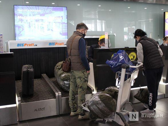 «Антикоронавирусные» кабины для багажа появились в нижегородском аэропорту - фото 16