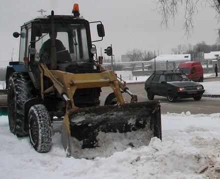 Нижний Новгород закупит новую технику для борьбы со снегом