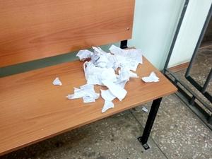 Подсудимый разорвал материалы уголовного дела во время заседания суда в Нижегородской области