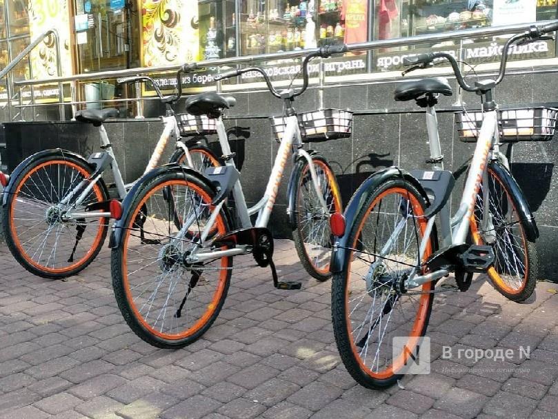 Lucky Bike увеличит количество своих велосипедов в Нижнем Новгороде до 400 единиц - фото 1