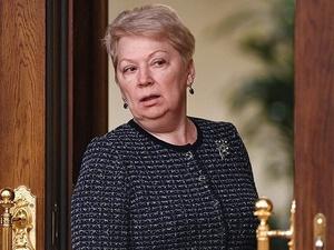 Министр по воле случая и папина дочка: большое интервью Ольги Васильевой
