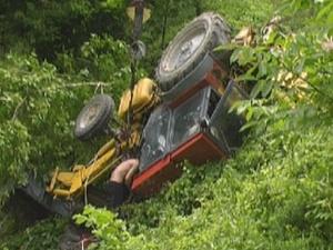 В Лукояновском районе тракторист погиб в компостной яме