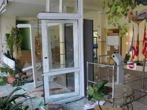 Следы от пуль и кровь на полу: опубликовано видео из керченского колледжа после кровавой бойни