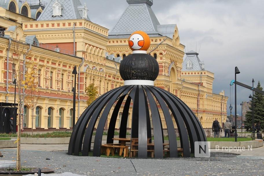 Канал, Шуховская башня и «чайная баба»: как преобразилась Нижегородская ярмарка - фото 12