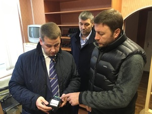 Министр транспорта Нижегородской области остался доволен системой АСОП в Борском районе