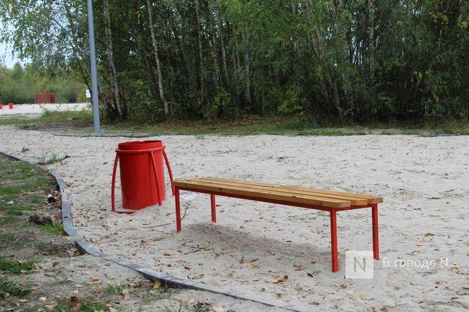 Пляж, качели, два фонтана: как преобразился Канавинский район - фото 90