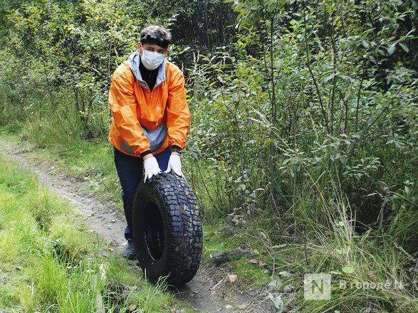 Волонтеры очистили берега Пермяковского озера в рамках акции компании En+ Group - фото 2