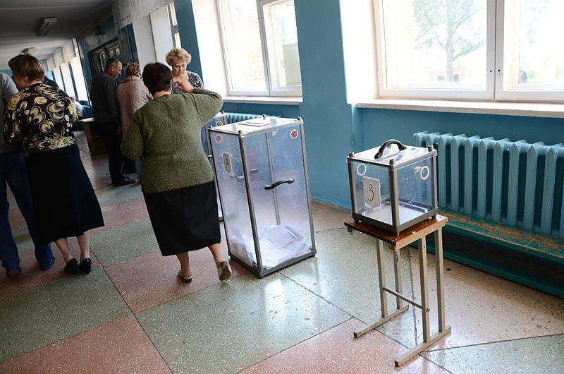 Явка нижегородцев на довыборы в региональный парламент на 10 часов утра составила чуть более 2% - фото 1