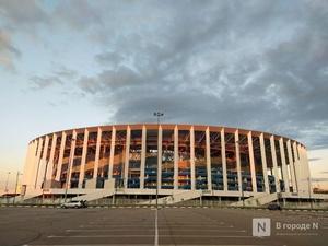 Летний кинотеатр откроется на стадионе «Нижний Новгород»