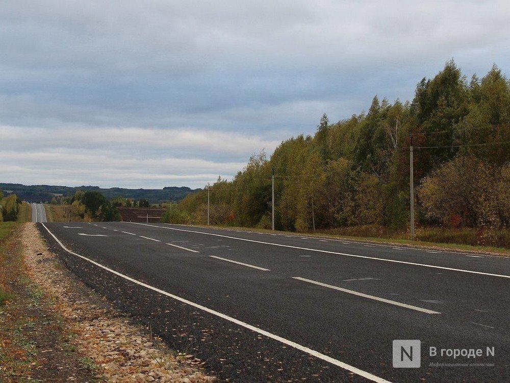 Четыре опасных поворота закроют на трассе М-7 в Нижегородской области - фото 1