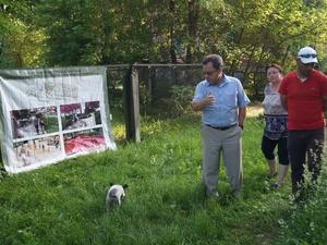 Новую спортивную площадку установят на улице Сурикова
