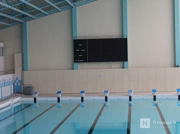 Возрожденный «Дельфин»: как изменился знаменитый нижегородский бассейн - фото 45