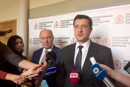 Глеб Никитин намерен вернуть одноглавую систему власти в Нижнем Новгороде