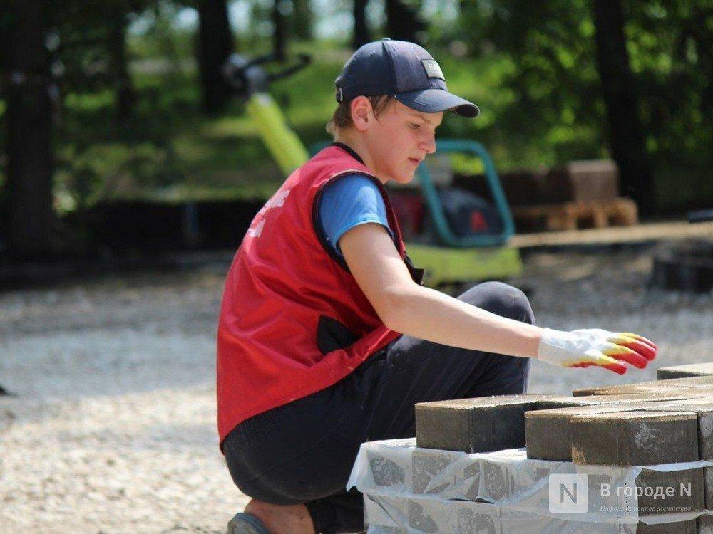 Свыше миллиарда рублей пойдет на благоустройство 131 территории в Нижегородской области